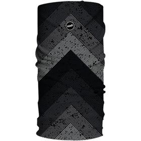 HAD Coolmax Next Level Scaldacollo tubolare, nero/grigio